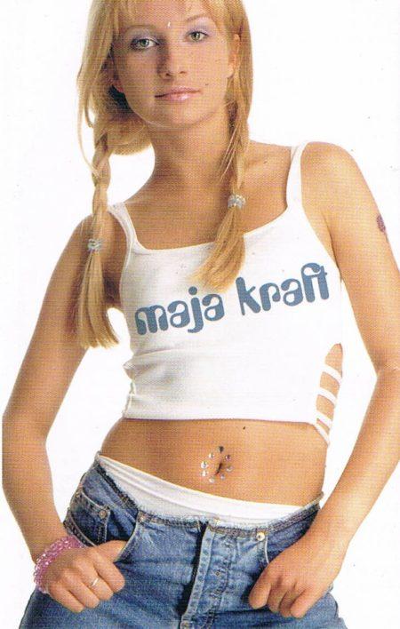 Maja Kraft - Moje Skrzydła