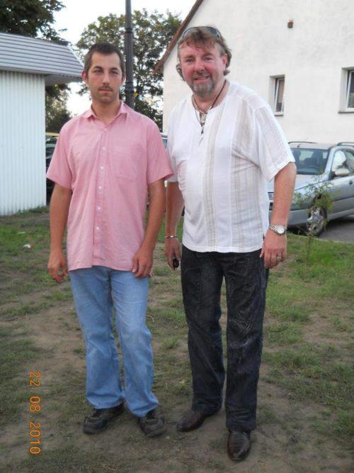 Mariusz Kalaga i Ja