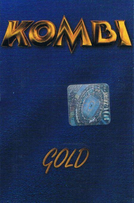 Kombi - Gold